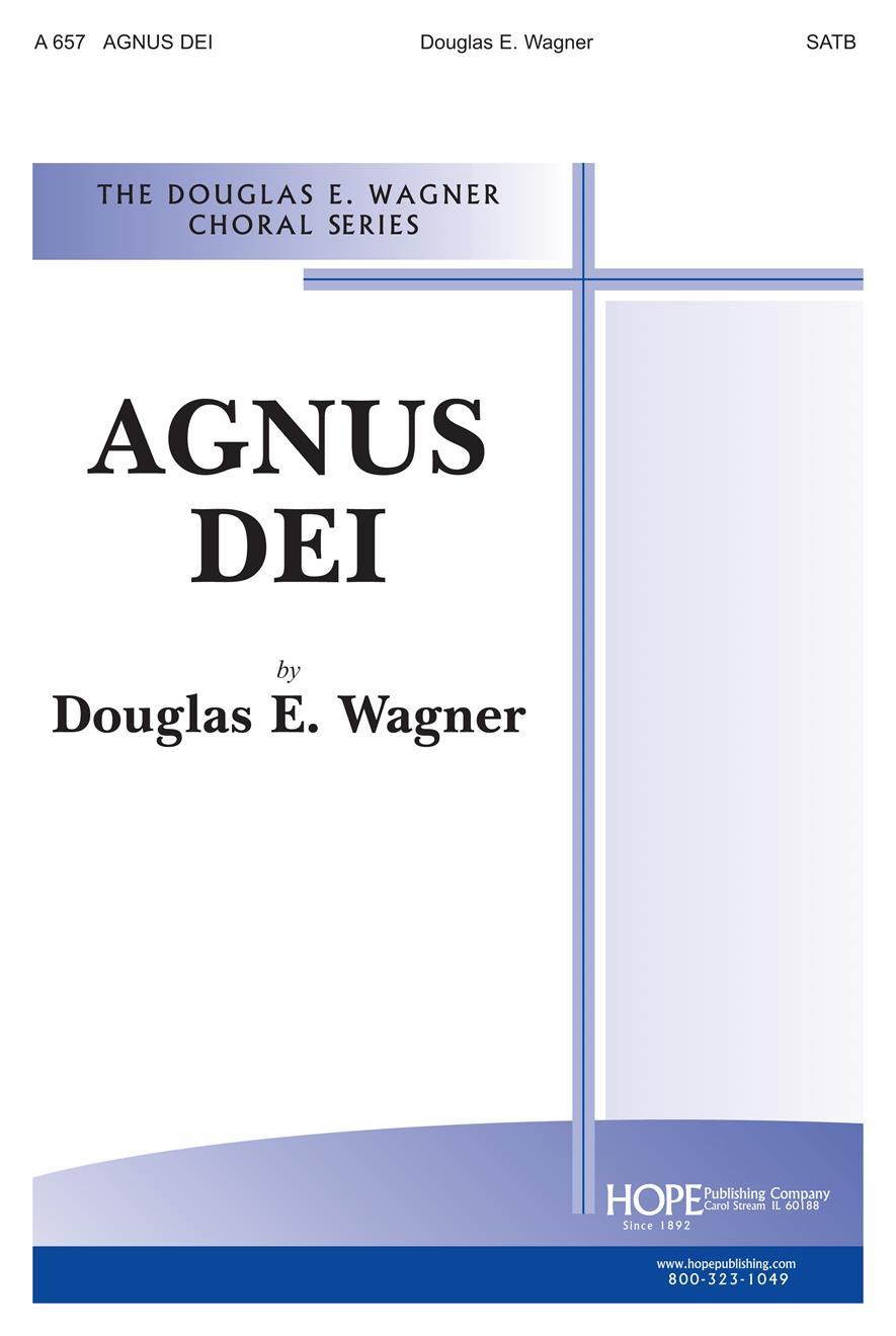Agnus Dei - SATB Cover Image