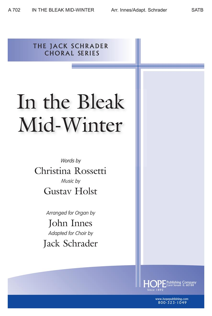 In the Bleak Midwinter - SSATB Cover Image