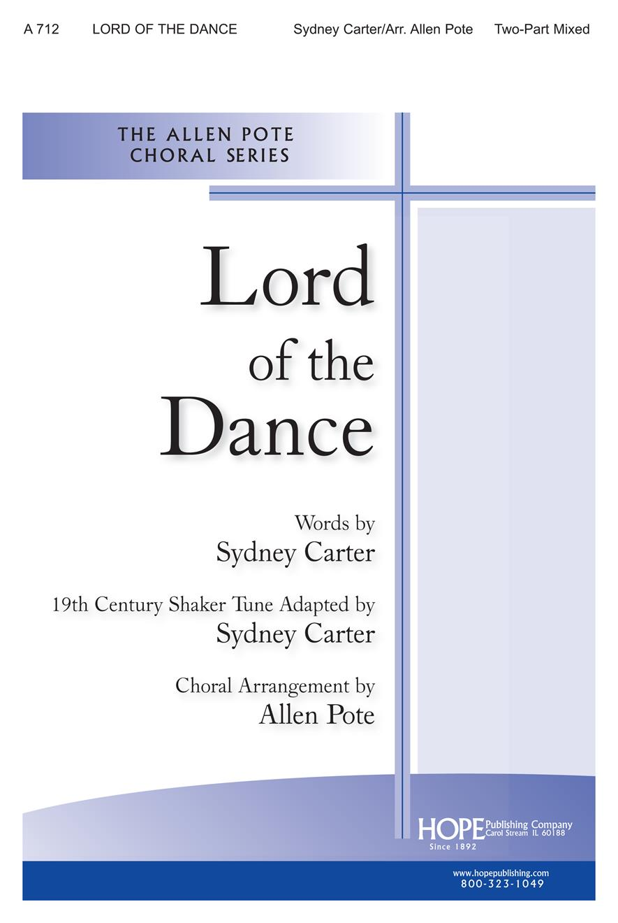 Lord of the Dance - Two-Part Cover Image