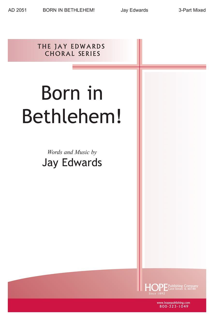 Born in Bethlehem - Three-Part Cover Image