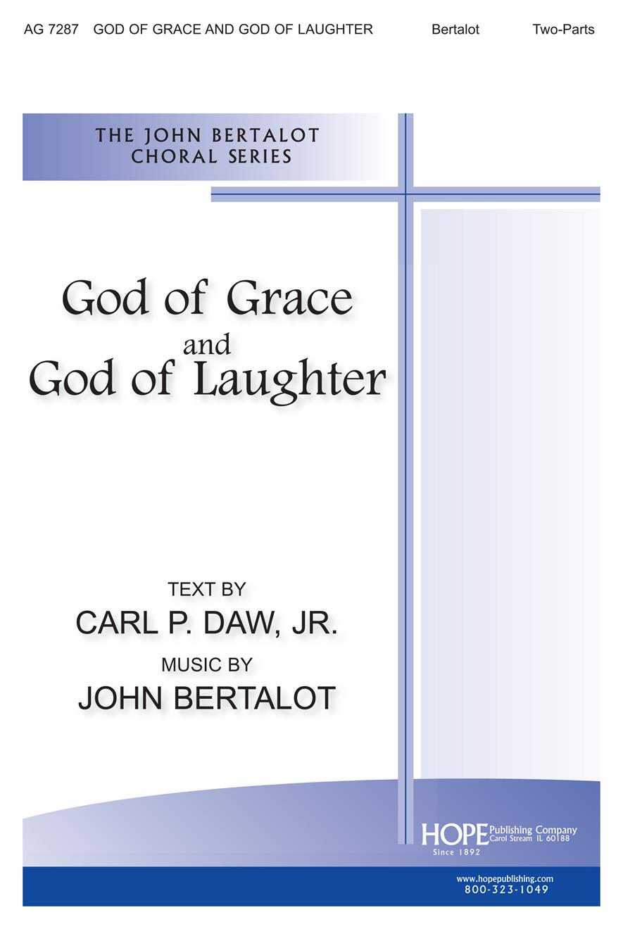 God of Grace and God of Laughter - Two-Part Cover Image