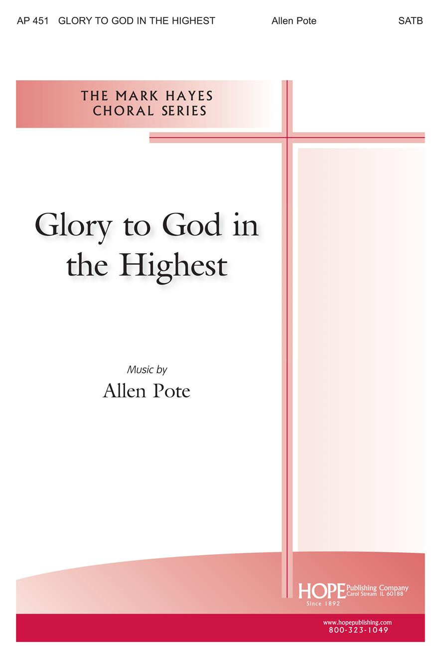 Glory to God in the Highest Cover Image