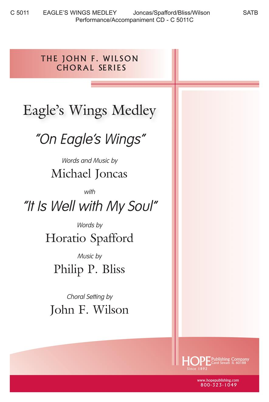 Eagle's Wings Medley - SATB Cover Image