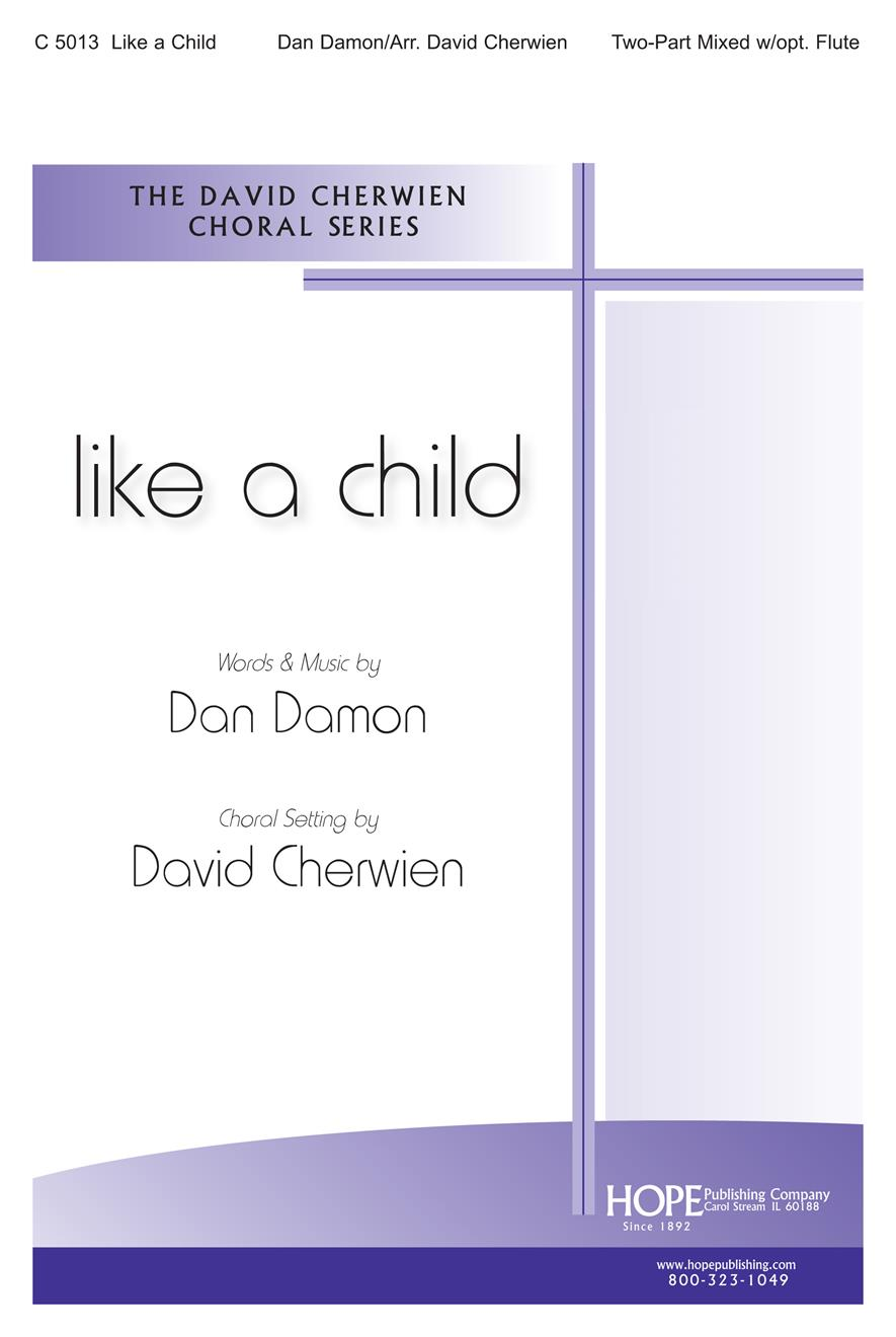 Like a Child - Two Part Mixed Cover Image