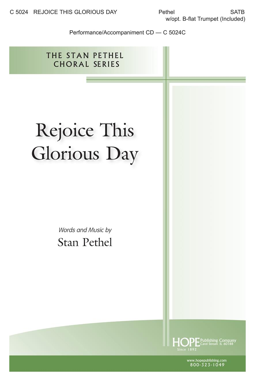Rejoice this Glorious Day - SATB Cover Image