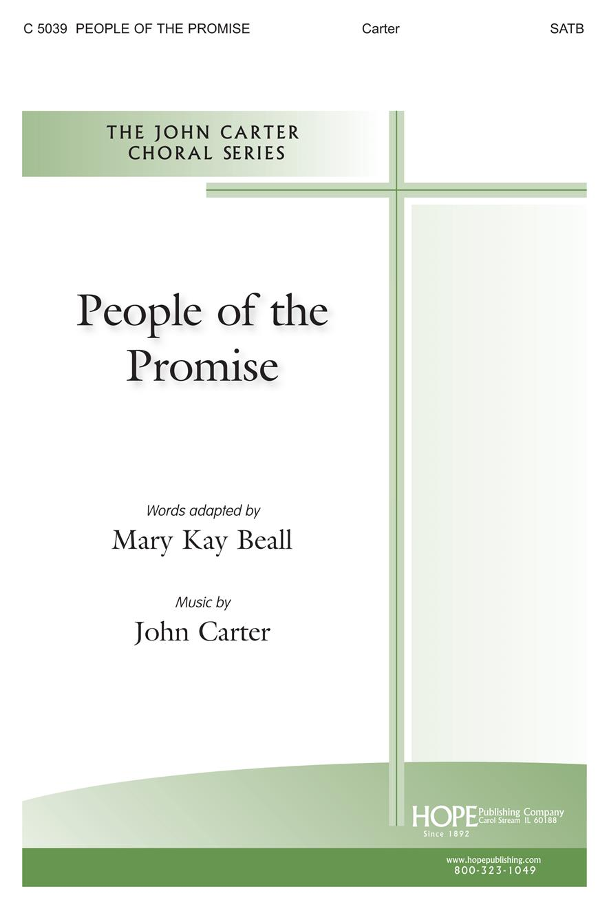 People of the Promise - SATB and Congregation Cover Image