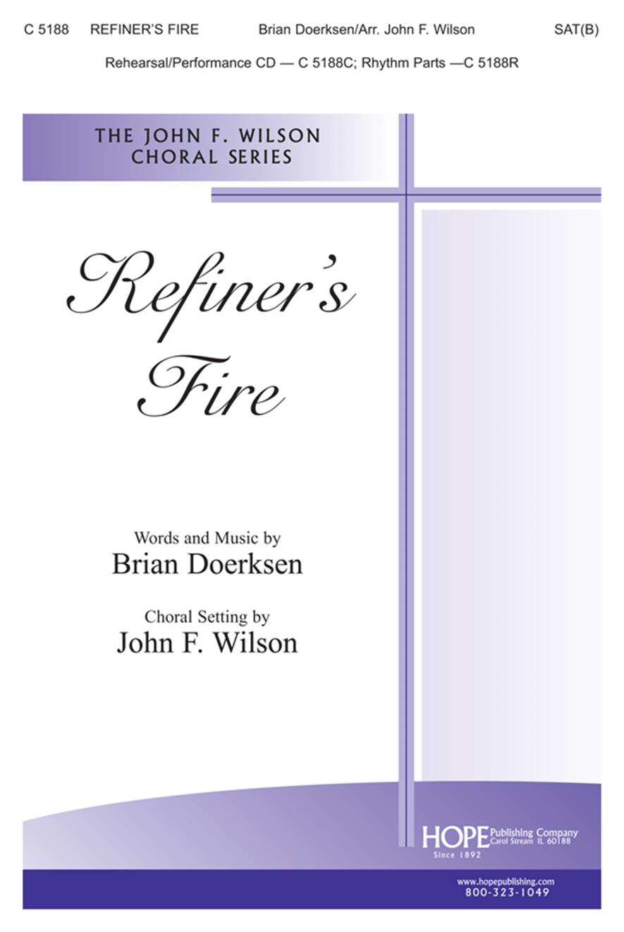 Refiner's Fire - SAT(B) Cover Image
