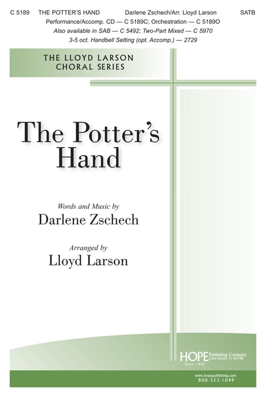 Potter's Hand The - SATB Cover Image