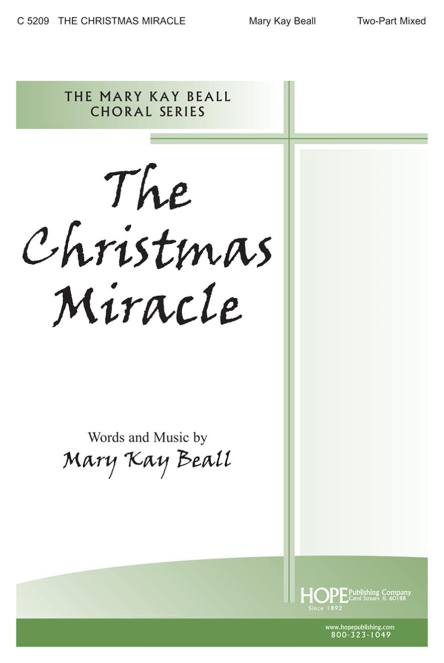 Christmas Miracle The - 2-Part Mixed Cover Image