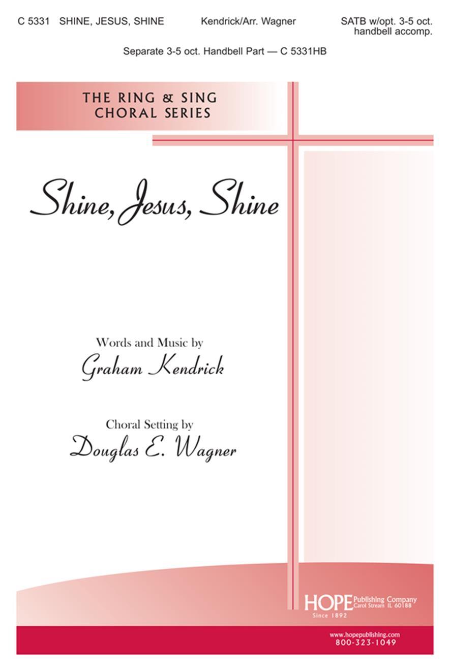Shine Jesus Shine - SATB Cover Image