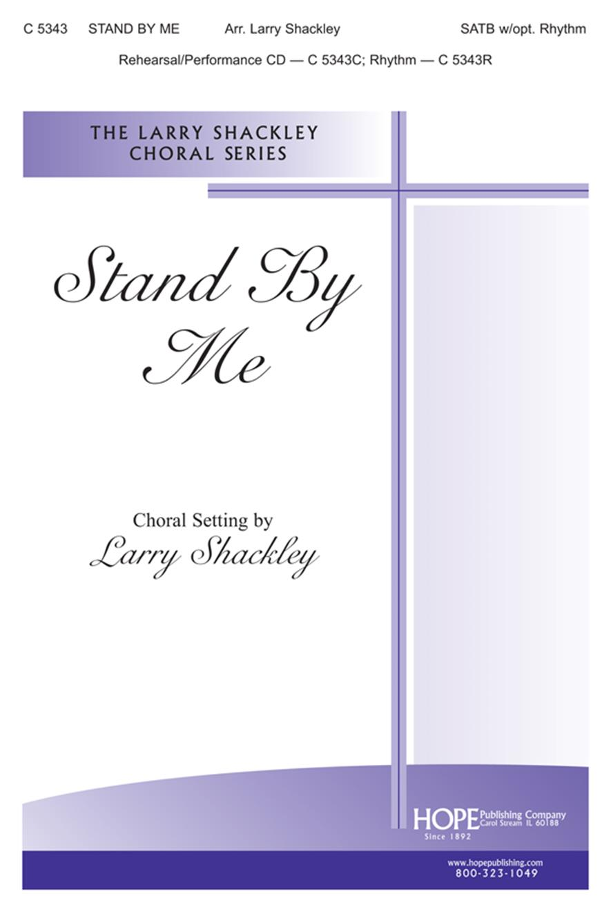 Stand by Me - SATB Cover Image