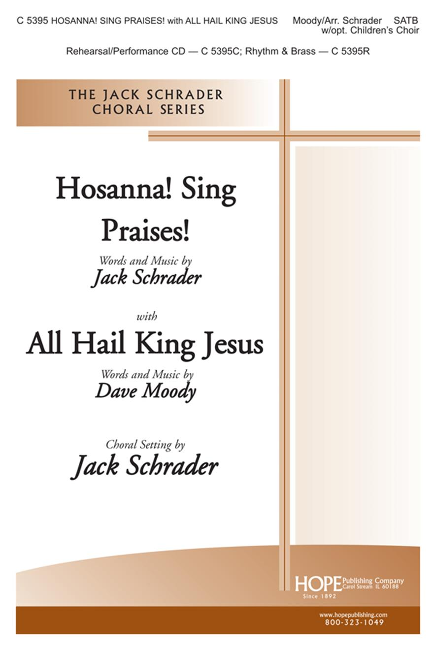 Hosanna Sing Praises - SATB Cover Image