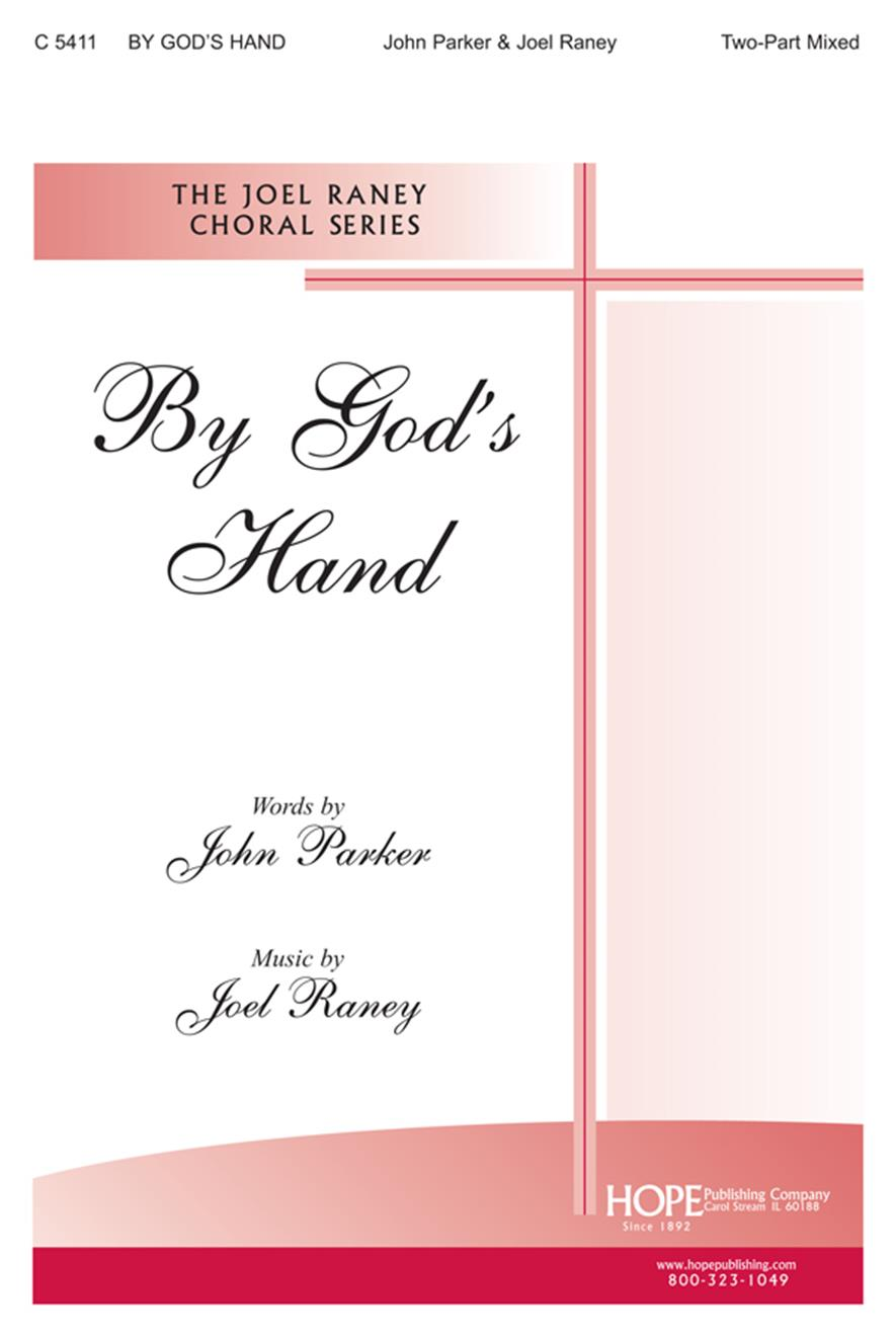 By God's Hand - 2 Part Mixed Cover Image