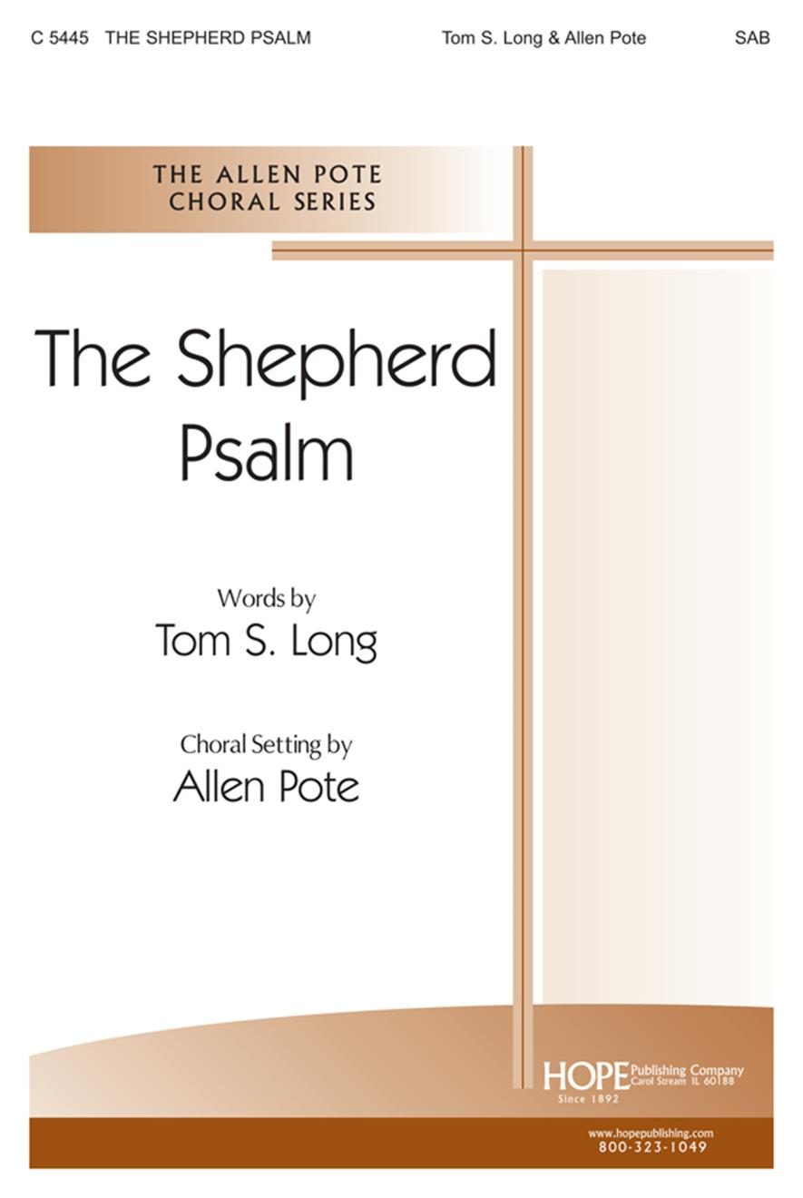 Shepherd Psalm The - SAB Cover Image