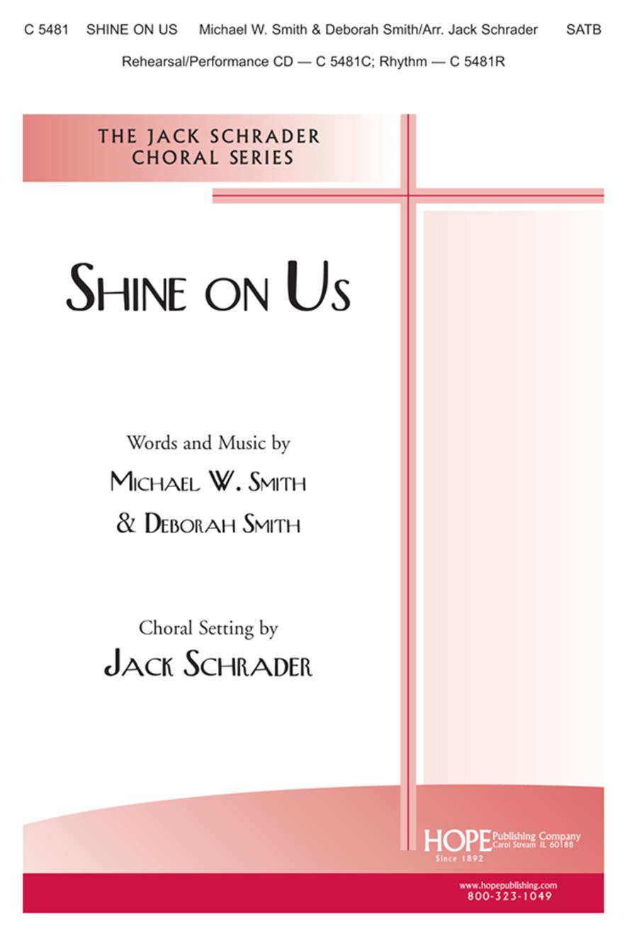 Shine on Us - SATB Cover Image