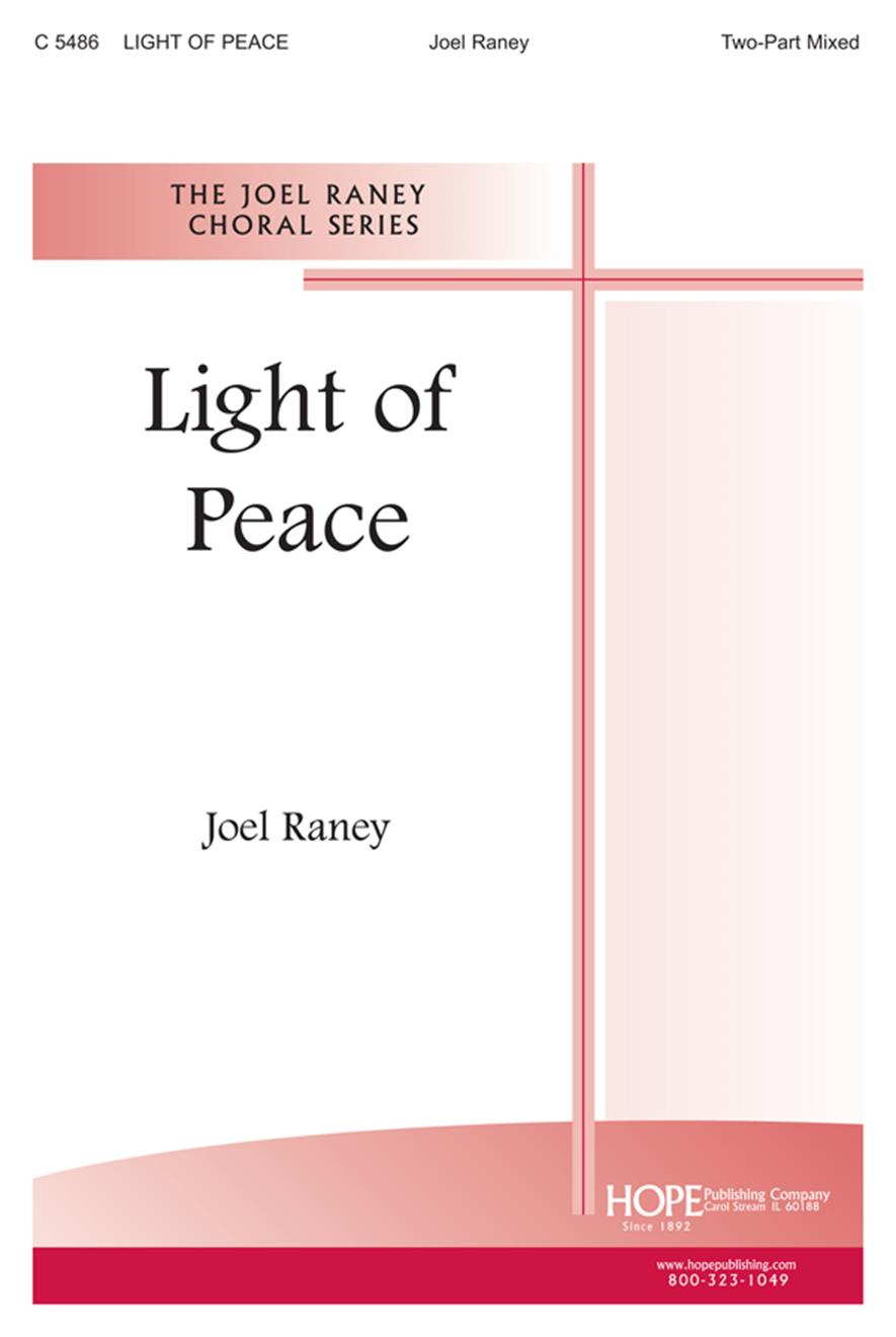 Light of Peace - 2 Part Mixed Cover Image
