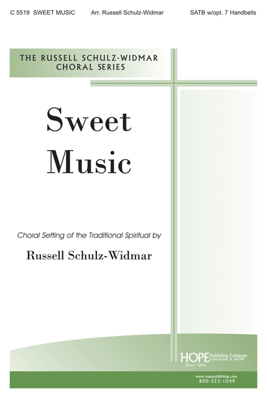 Sweet Music - SATB Cover Image