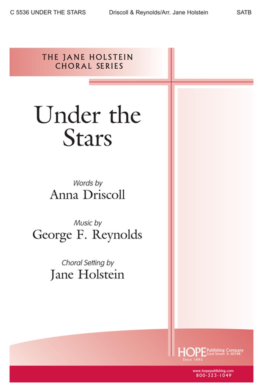 Under the Stars - SATB Cover Image