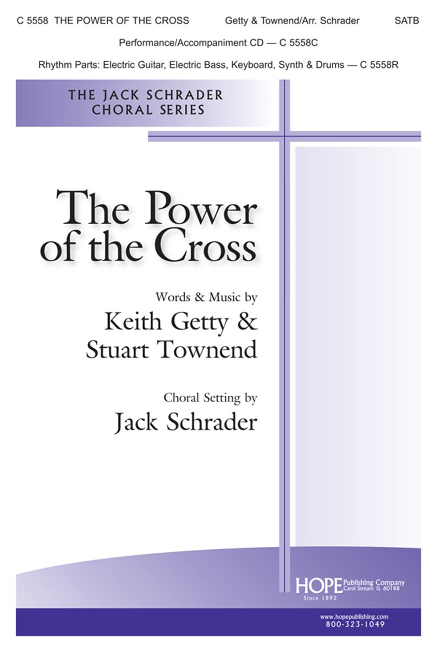 The Power of the Cross - SATB Cover Image