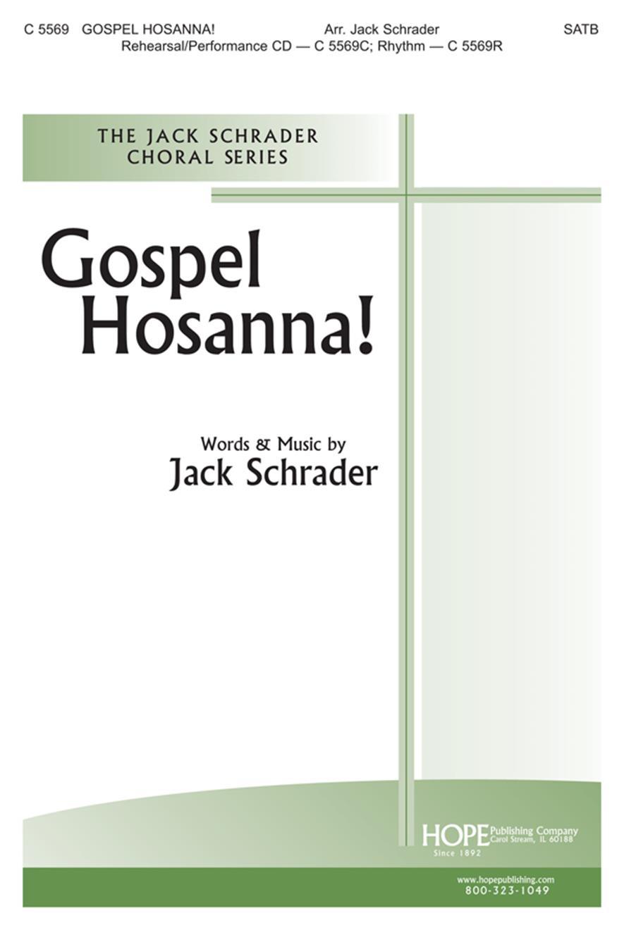Gospel Hosanna - SATB Cover Image