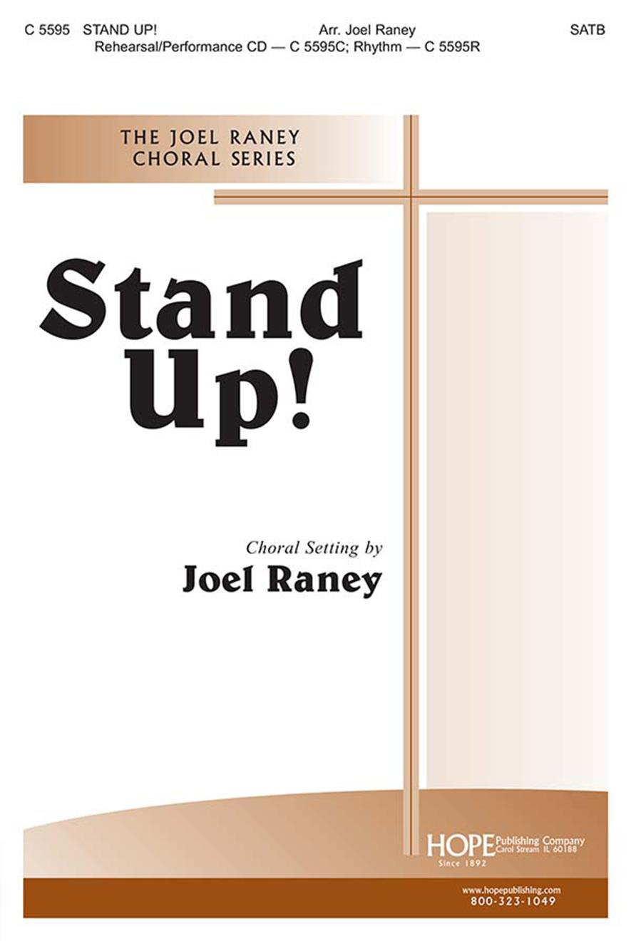Stand Up - SATB Cover Image