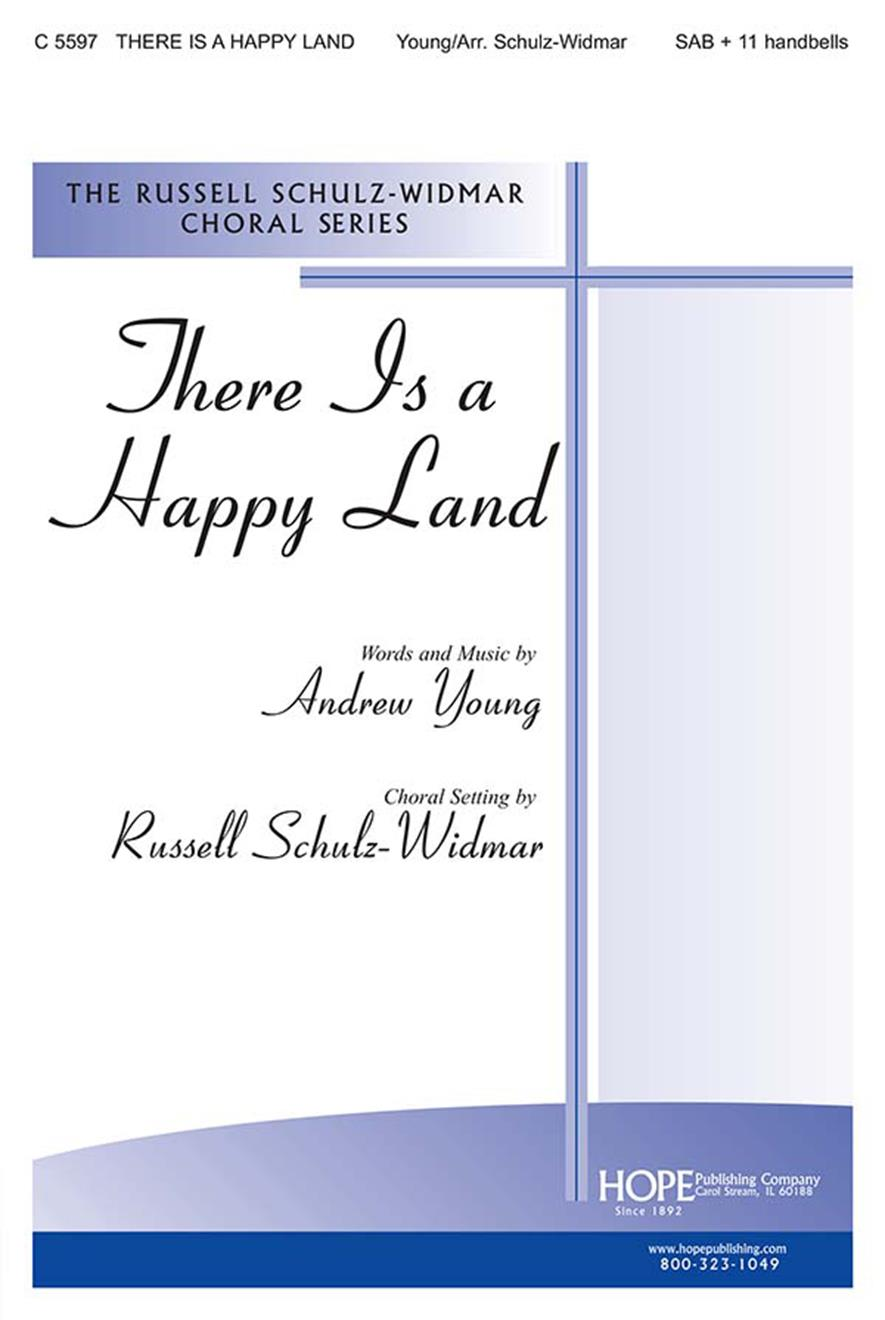 There Is a Happy Land - SAB + 11 handbells Cover Image