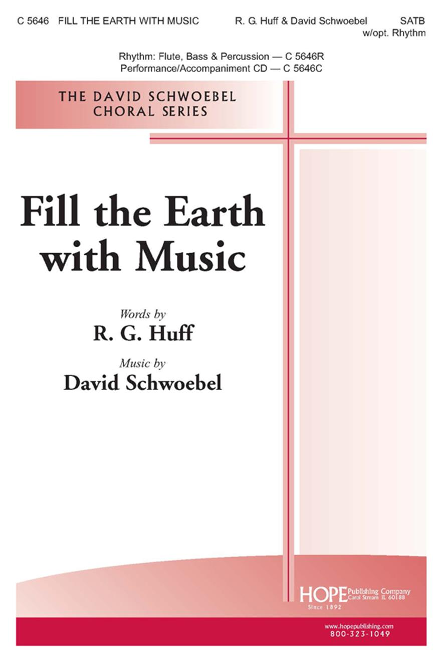 Fill the Earth with Music - SATB Cover Image