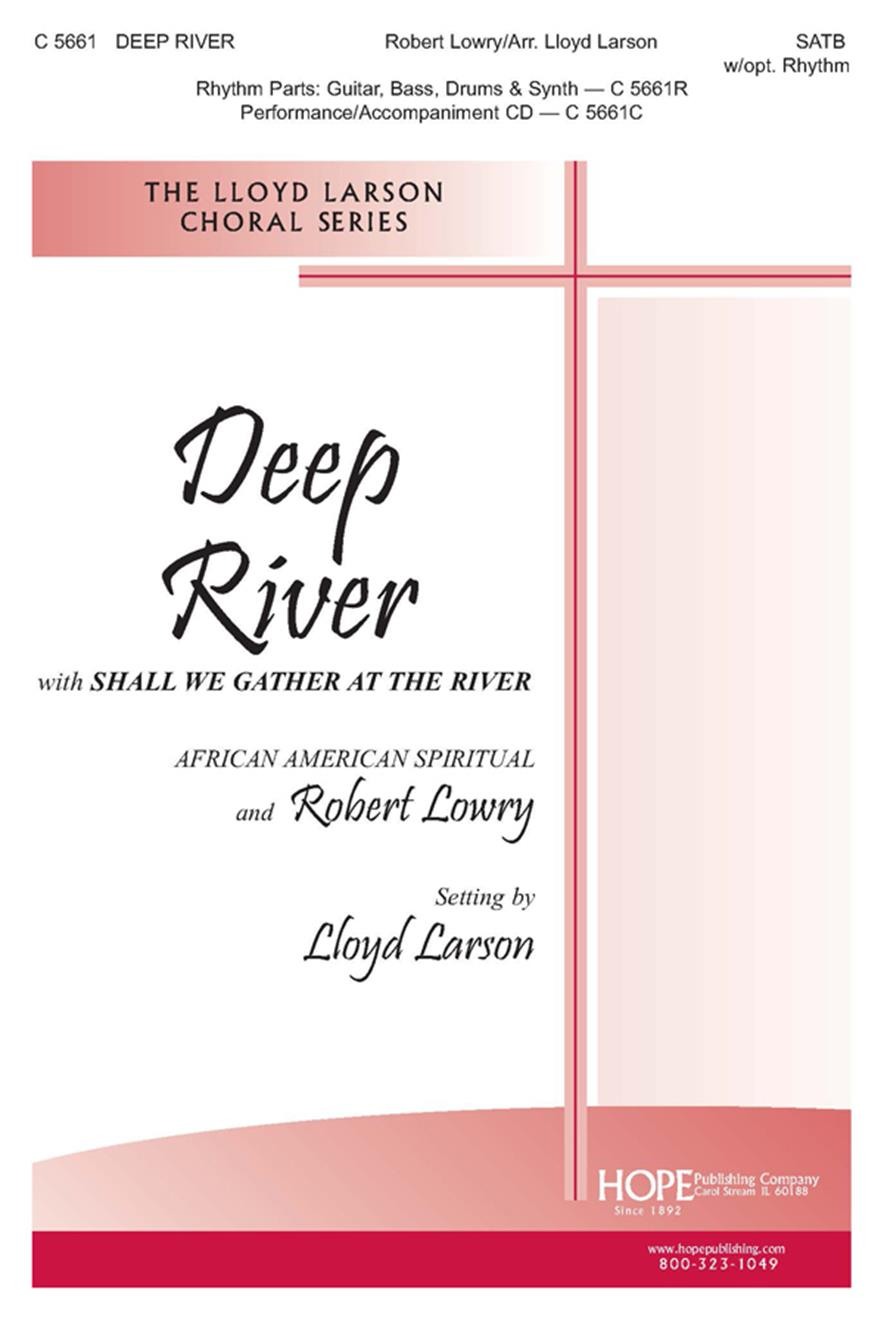 Deep River - SATB Cover Image