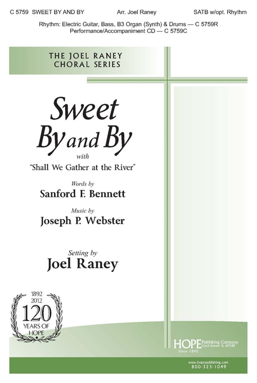 Sweet By and By - SATB w-opt. Rhythm Cover Image