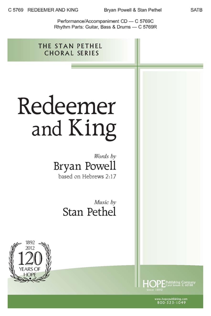 Redeemer and King - SATB Cover Image