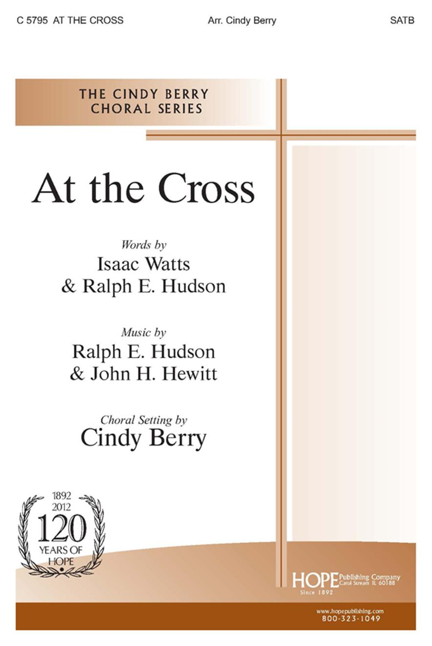 At the Cross - SATB Cover Image
