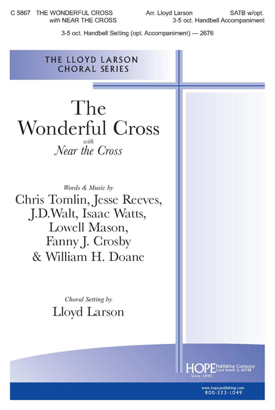 Wonderful Cross The w-Near the Cross - SATB Cover Image