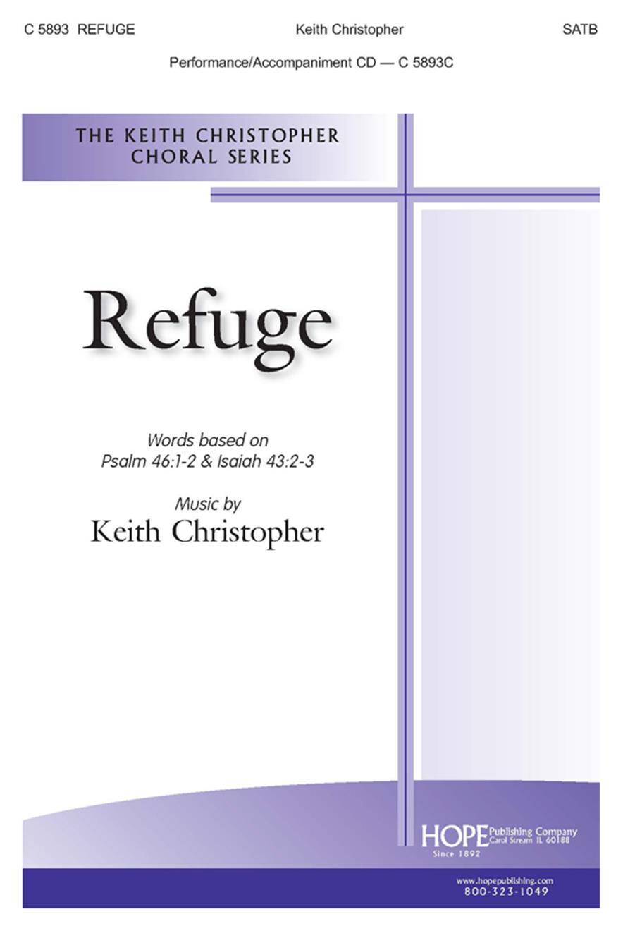Refuge - SATB Cover Image