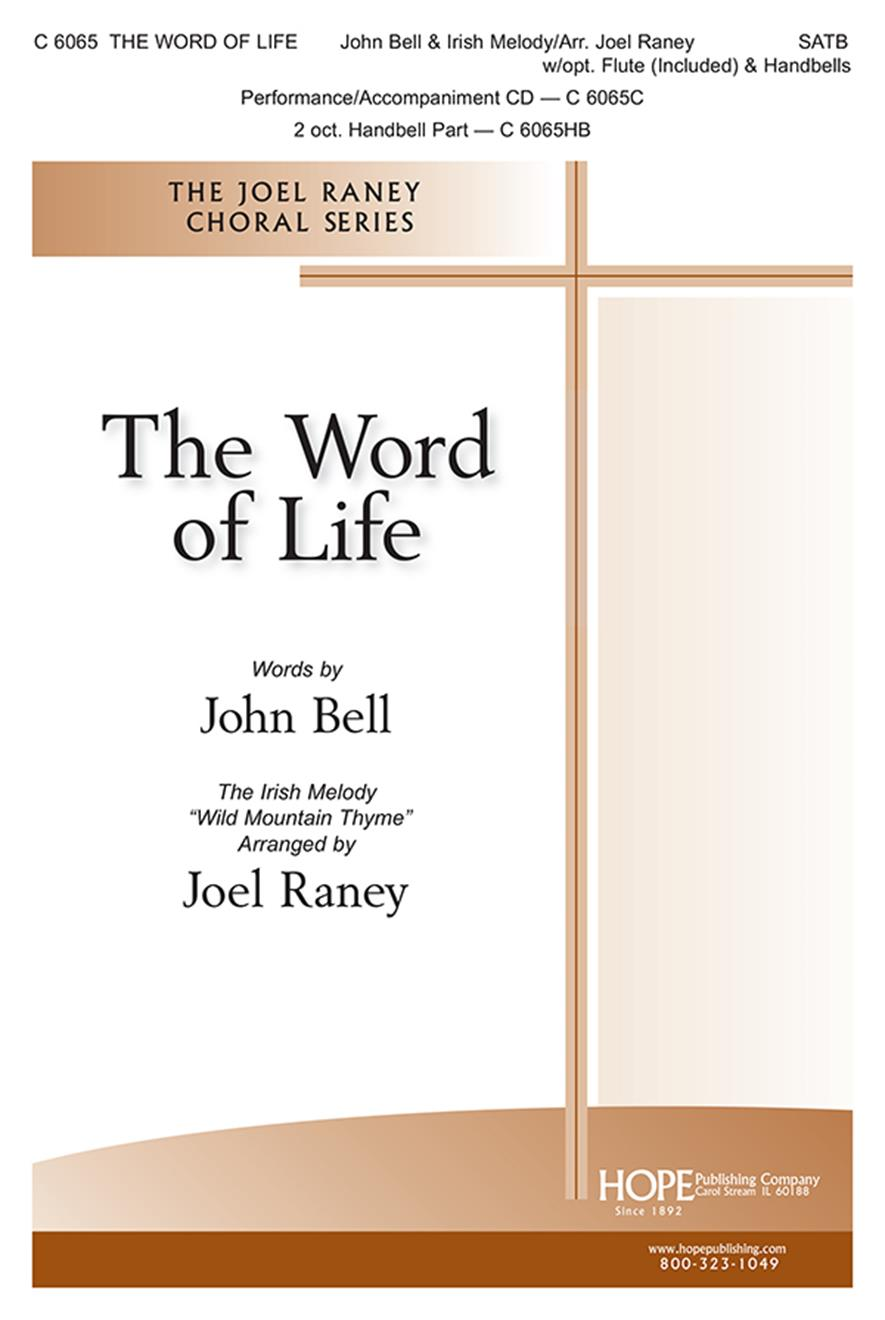 Word of Life The - SATB Cover Image