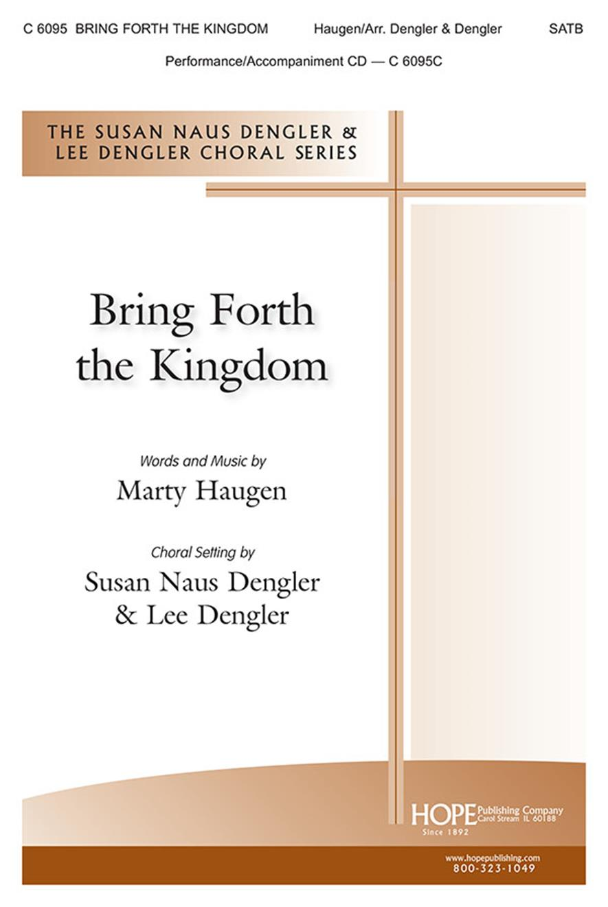 Bring Forth the Kingdom - SATB Cover Image