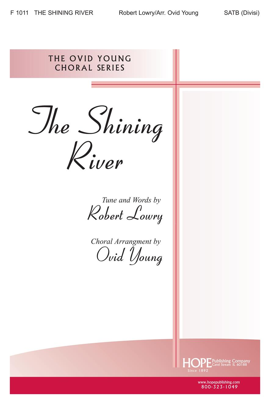 The Shining River - SATB Cover Image