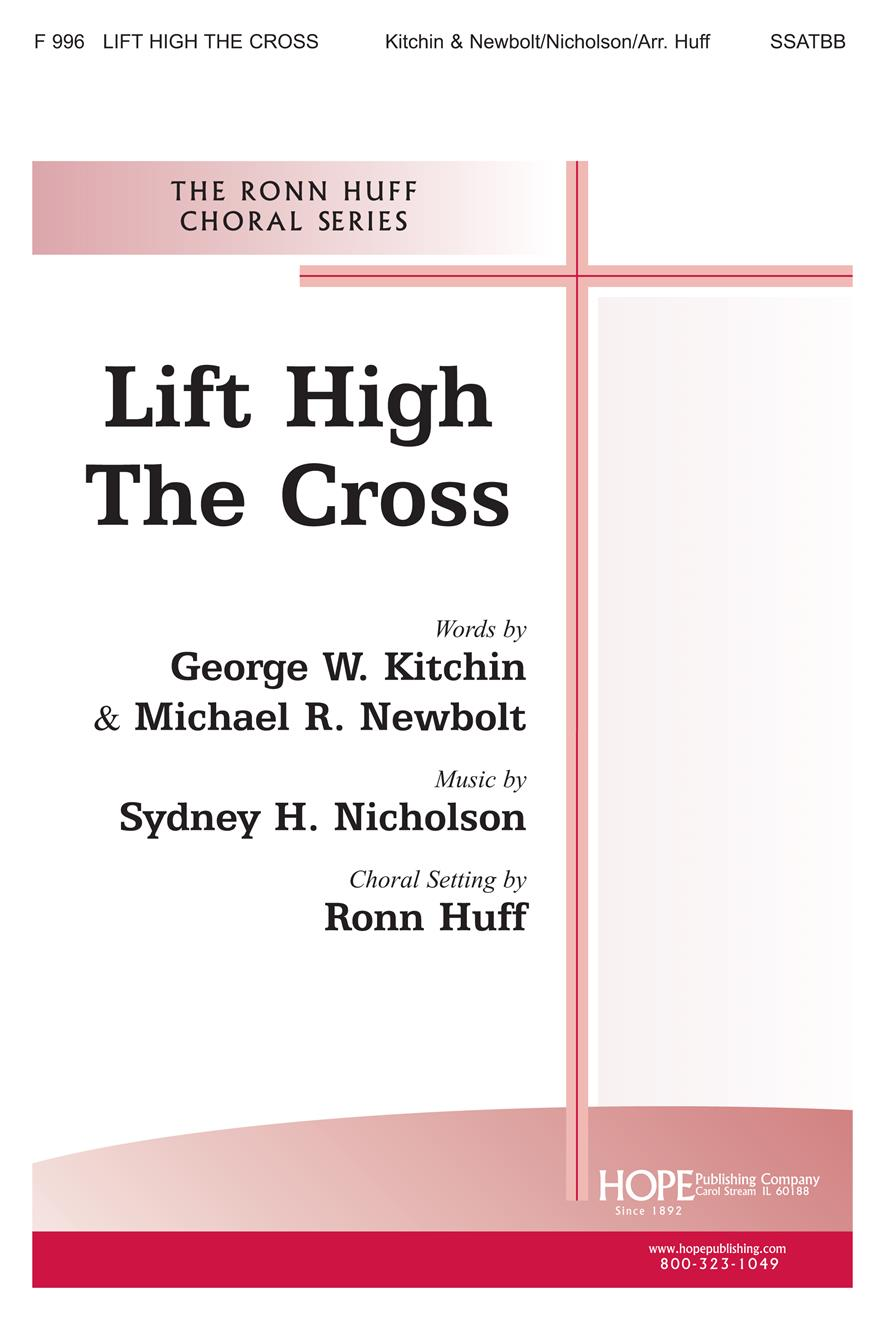 Lift High the Cross - SSATBB Cover Image