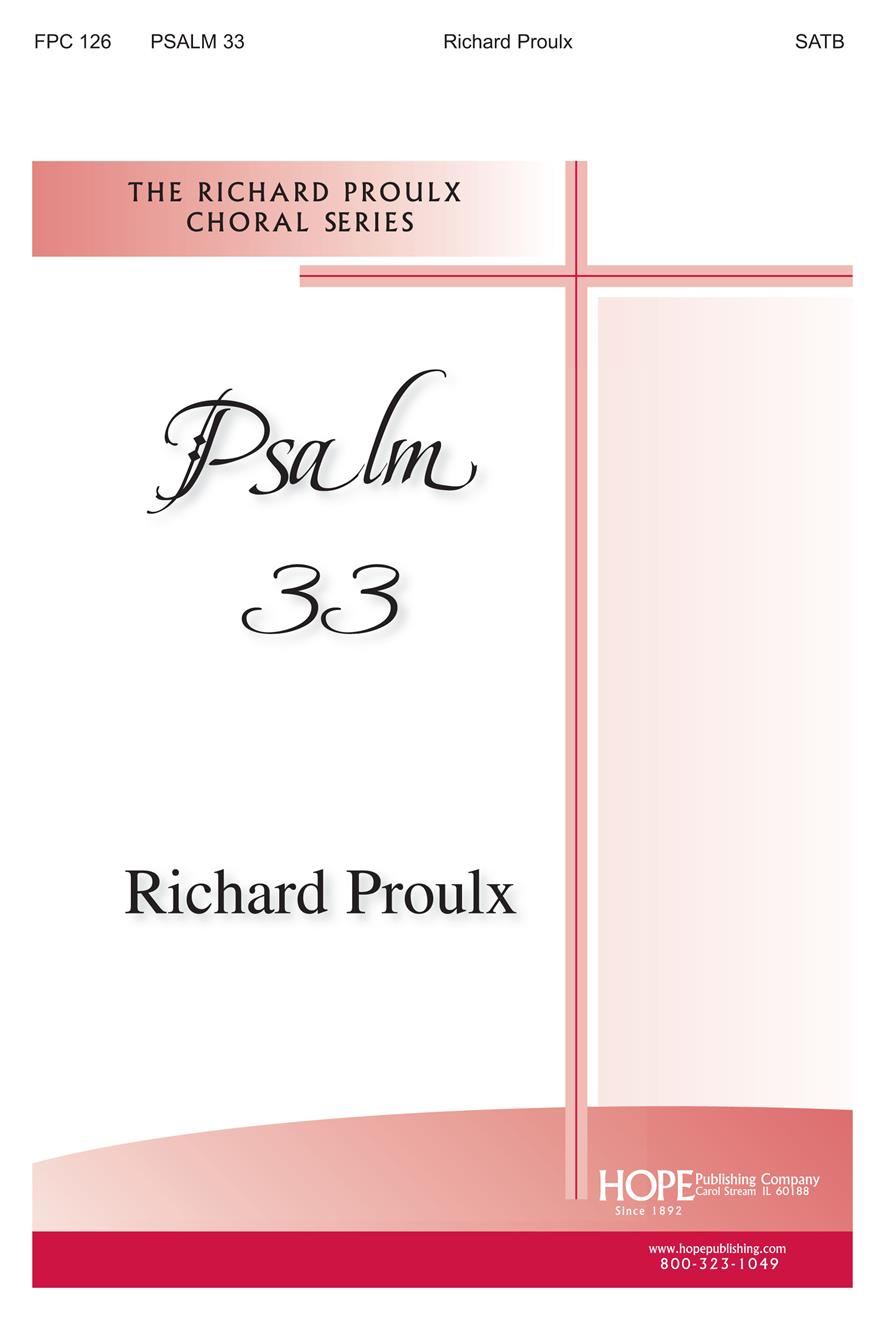 Psalm 133 - SATB Cover Image