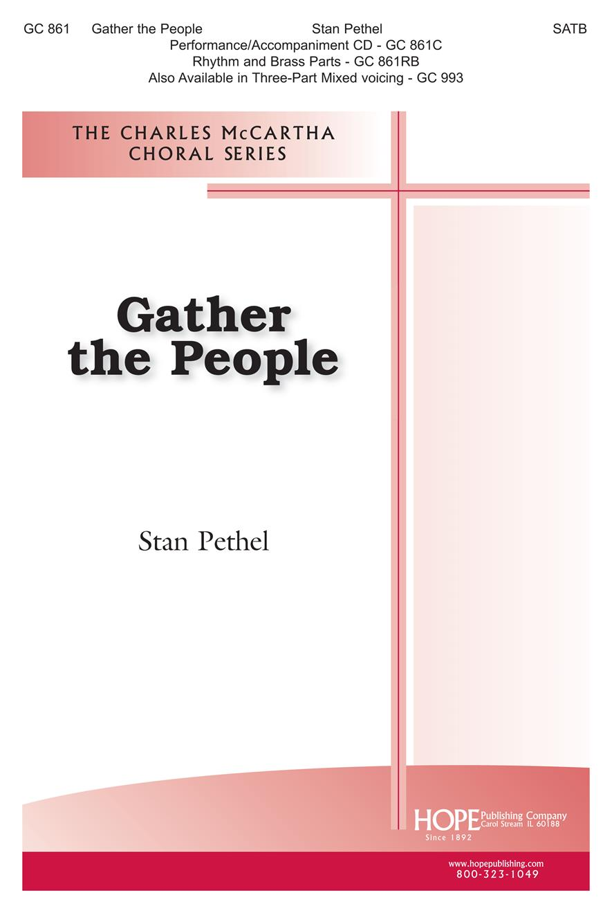 Gather the People - SATB Cover Image