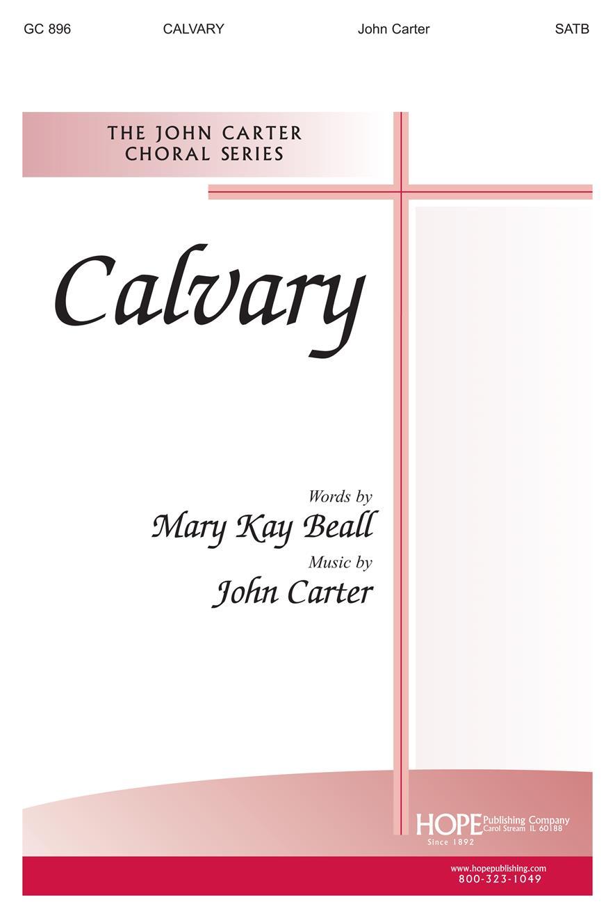 Calvary - SATB Cover Image