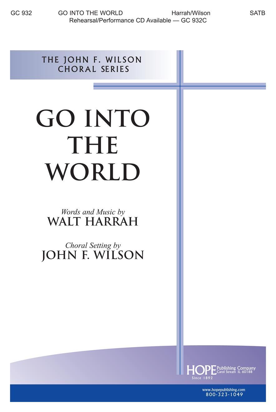 Go into the World - SATB Cover Image