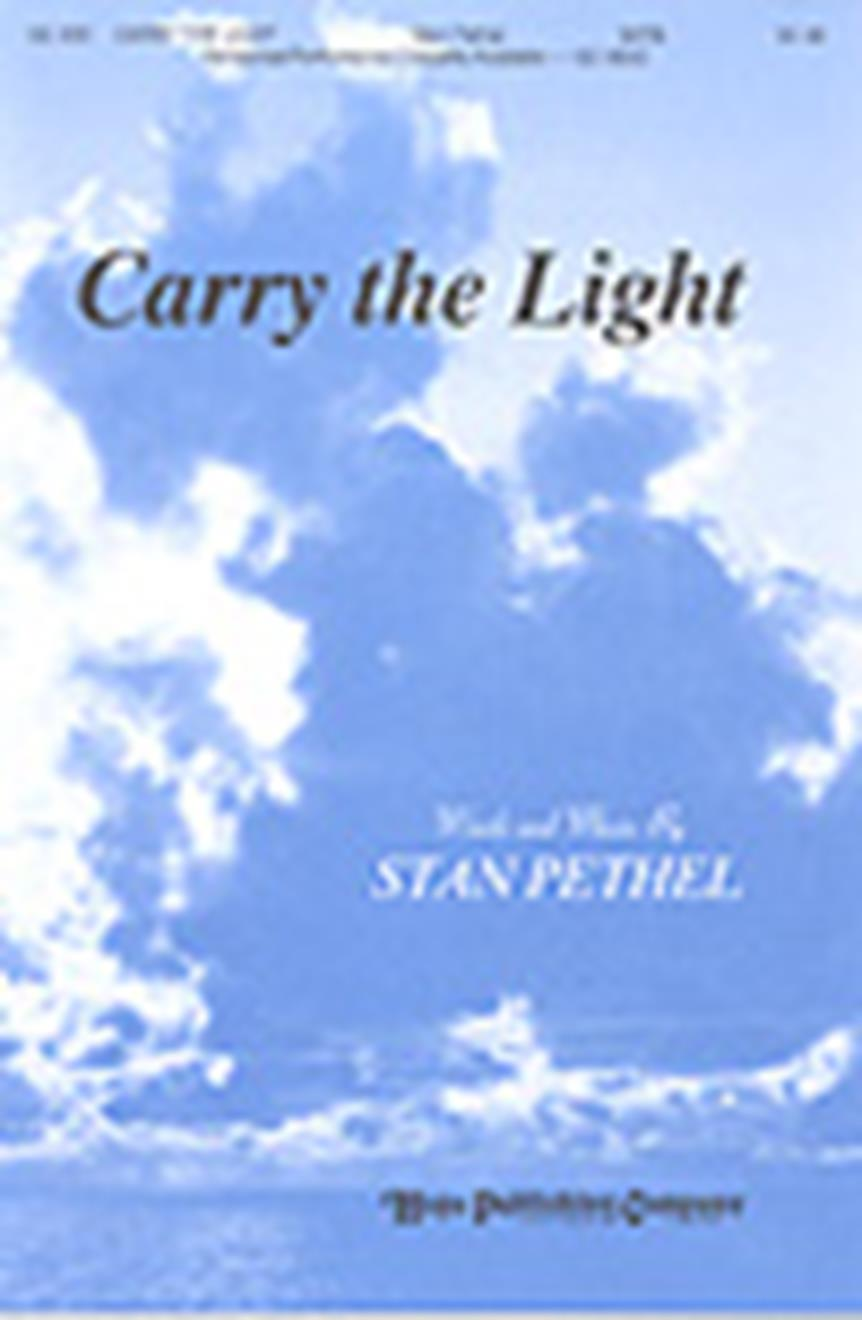 Carry the Light - SATB Cover Image
