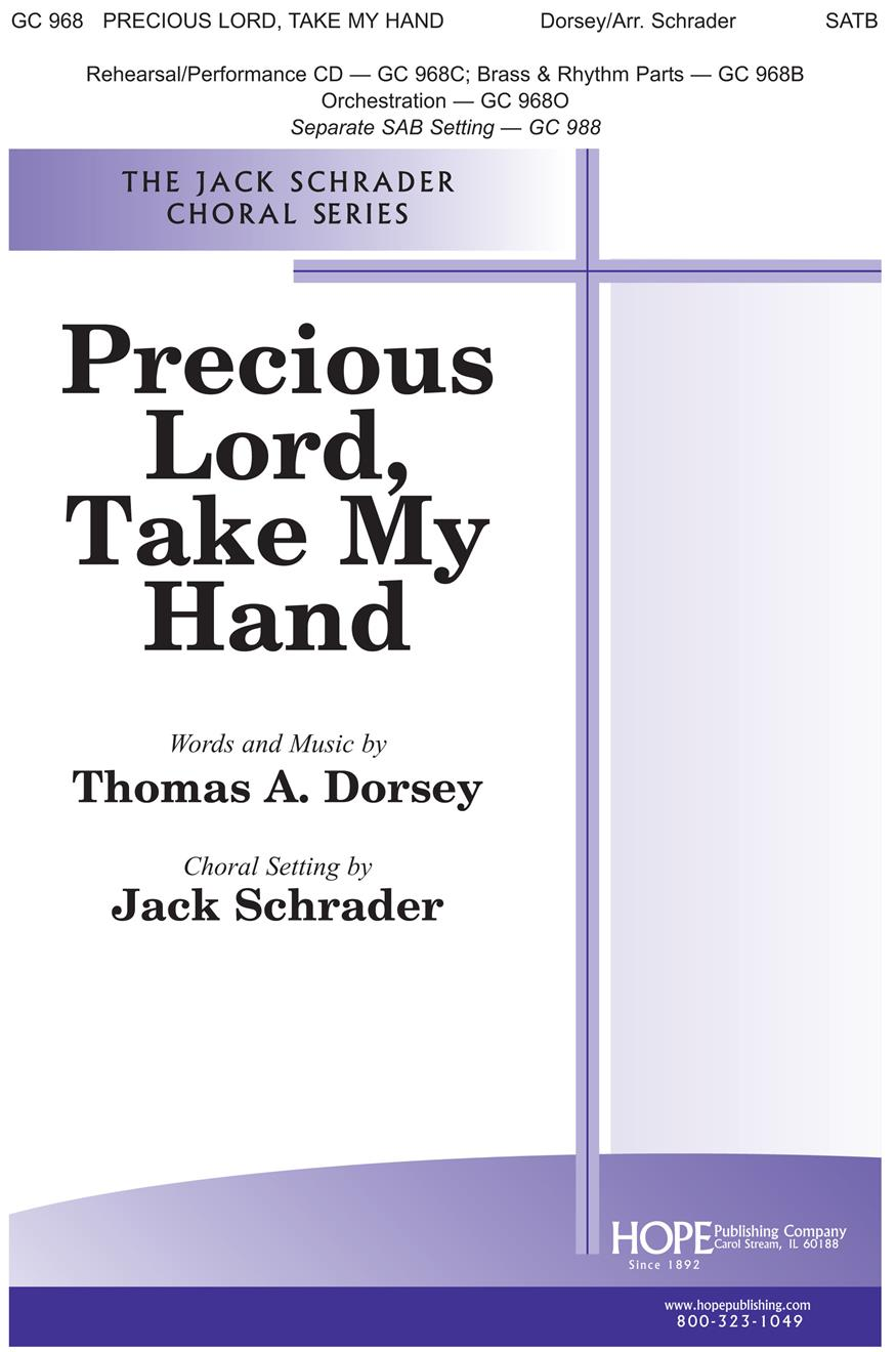 PRECIOUS LORD-JS-SATB - Hope Publishing Company