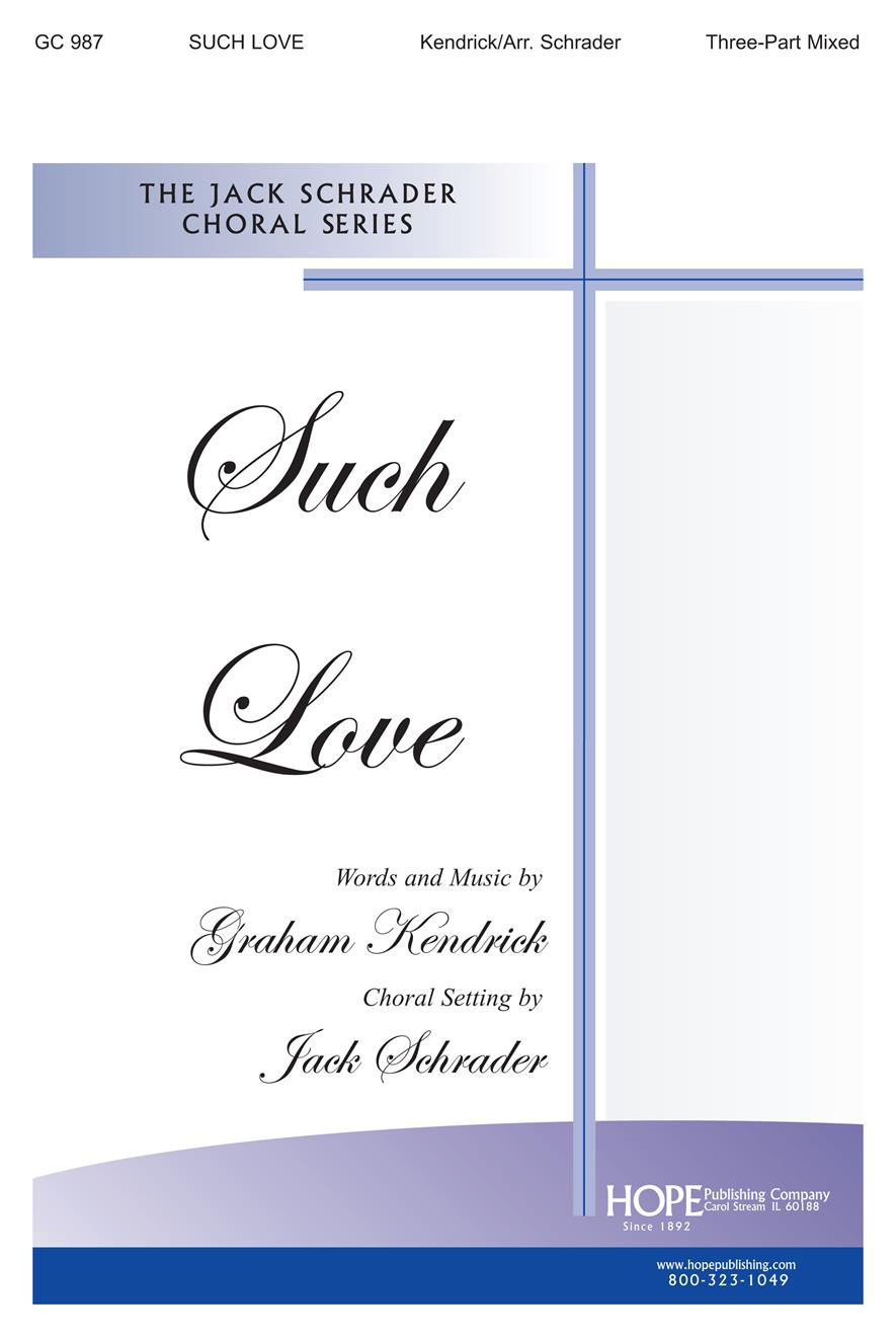 Such Love - Three-Part Mixed Cover Image