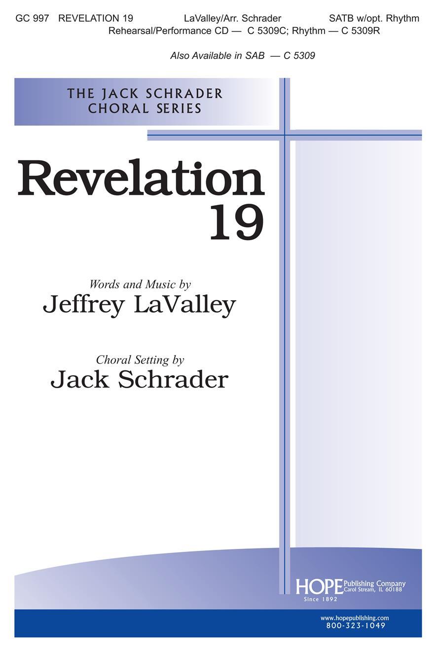Revelation 19 - SATB Cover Image