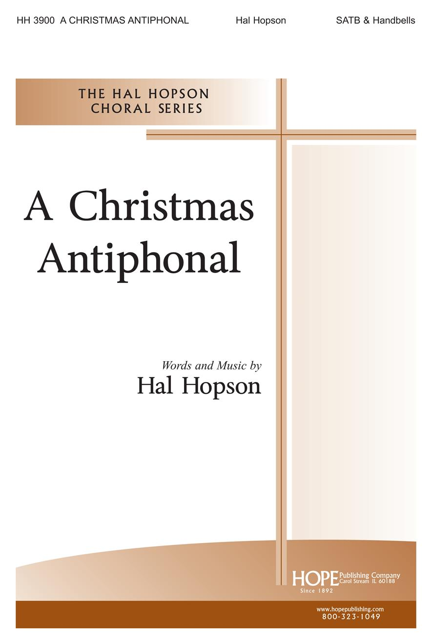 Christmas Antiphonal A - SATB and Handbells Cover Image