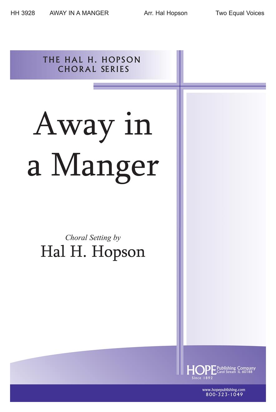 Away in a Manger - Two Equal Voices Cover Image