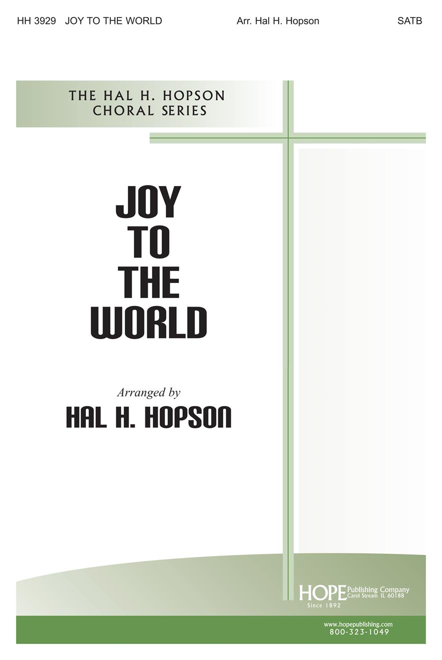 Joy to the World - SATB Cover Image