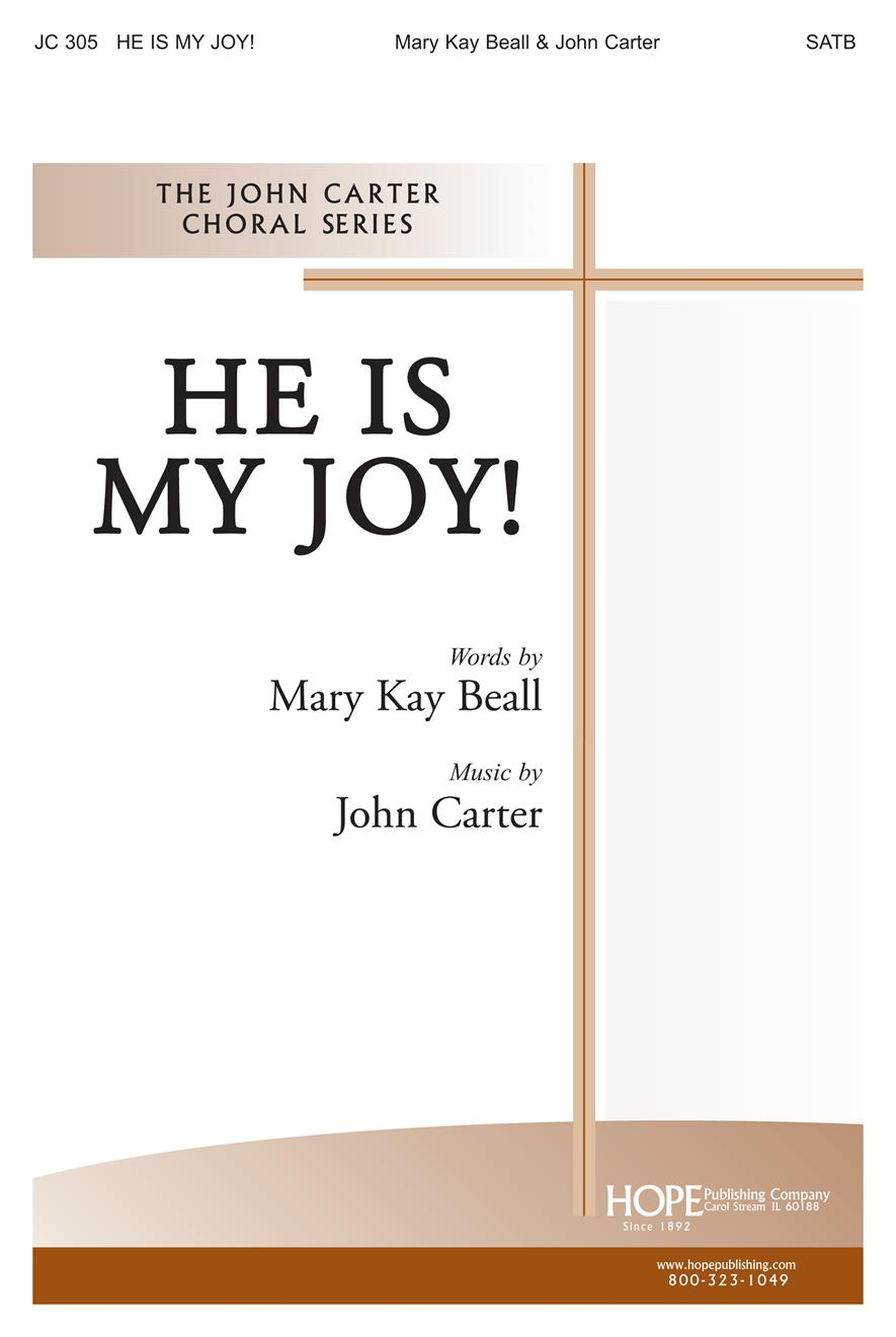 He Is My Joy - SATB Cover Image