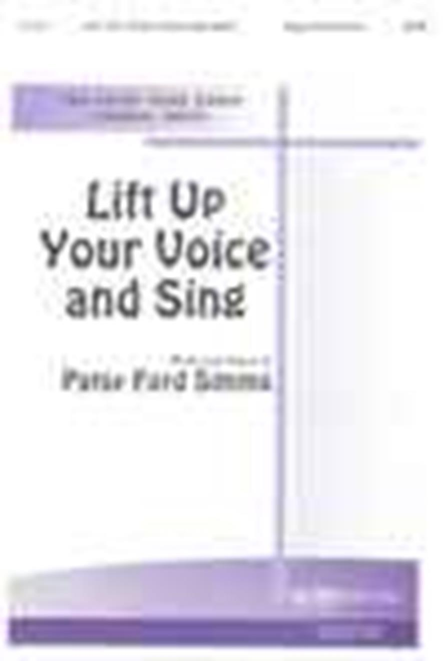 Lift Up Your Voice and Sing - SATB Cover Image